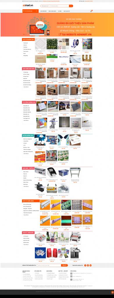 website shop